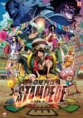 Anime Movie Nr. 1/2: One Piece: Stampede